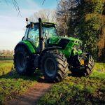 Deutz-Fahr Agrotron 6165