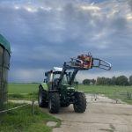Deutz-Fahr Agrotron TTV 620 Special