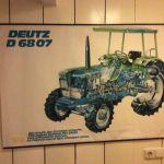 Deutz-Fahr d 68 07