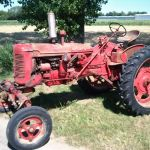 Farmall Super FCC