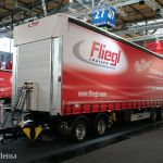 Fliegl trailer