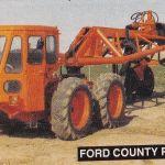 County 1004 Forward Control