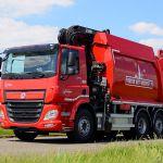 E-Trucks elektrotruck (vrachtwagen)
