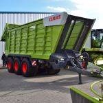 Claas Cargos (voederwinning)