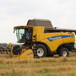 New Holland CX 8.70 (combine)