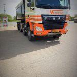 GINAF Vrachtwagen