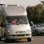 Hymer camper