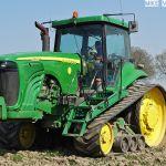 John Deere 8520 T