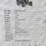 John Deere Lanz 300