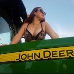 John Deere Lady