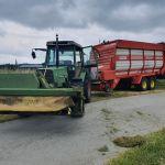 Kemper Opraapwagen