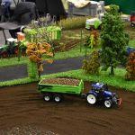 Landbouw miniaturen 1:32 Valtra