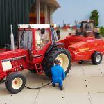 Landbouw miniaturen 1:32 International