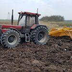 Landbouw miniaturen 1:32 Case