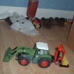 Landbouw miniaturen 1:32 Fendt