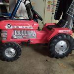 Landbouw miniaturen 1:6 Massey Ferguson