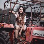 Mahindra Lady