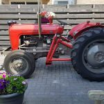 Massey Ferguson 35 X Multipower