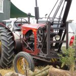 Massey Harris 744 PD