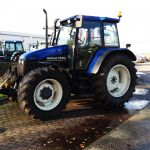New Holland TS 100