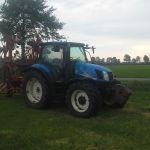 New Holland T 6010 Delta