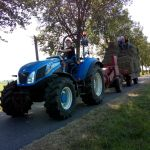 New Holland T 4.75 Powerstar