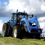 New Holland TM 165