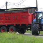 New Holland TS 115 A