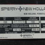 New Holland 1900