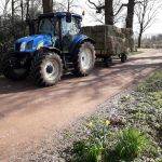 New Holland T 6010 Delta