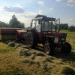 New Holland 387 Pers
