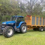 New Holland 8670