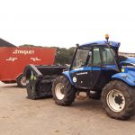 New Holland LM 435 A