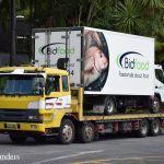 Onbekend Vrachtwagen