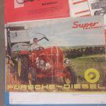 Porsche Super Export