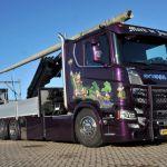 Scania R650