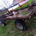Spijkstaal Landbouwwagen