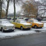 Trabant onbekend/overig
