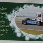 Volvo kerstkaart